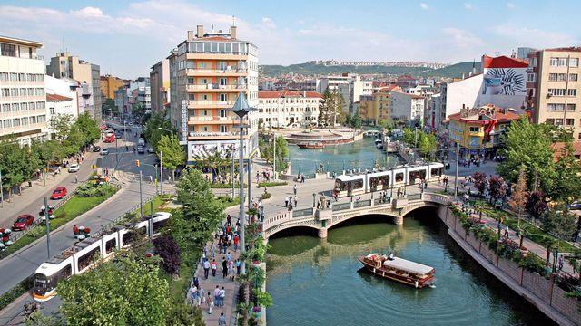 Bina Verimliliği Çalışmalarının İvmelendirilmesi Projesinin Türkiye Ayağı Eskişehir'de Yürütülüyor