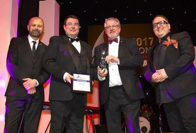 """BITZER UK ve G&O Refrigeration, Milton Keynes'te Buz Pateni Pisti Uygulaması ile """"Yılın ACR Projesi"""" Ödülünü Kazandı"""
