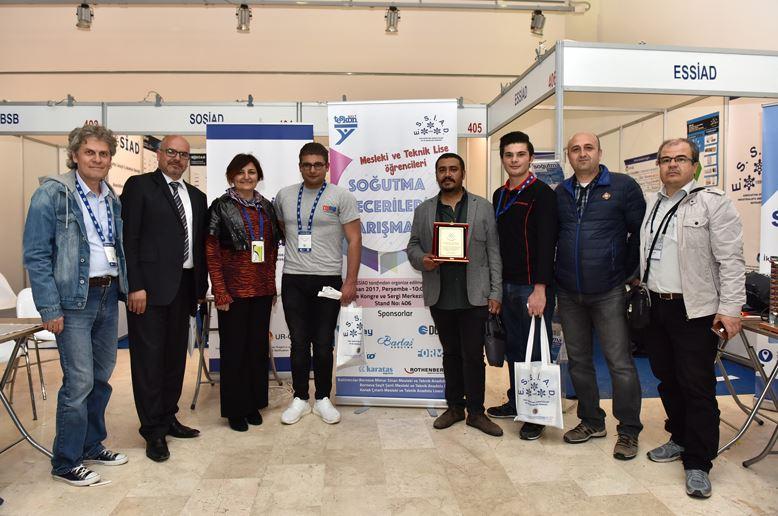 ESSİAD'dan İzmir'de Bir İlk: Soğutma Becerileri Yarışması