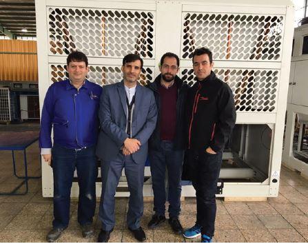 Danfoss Türkiye'den İranlı İş Ortaklarına Destek