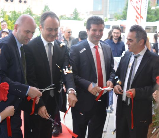 Danfoss Bursa Bayisi Beyz Elektronik'in Yeni Ofisi Bursa'da Açıldı