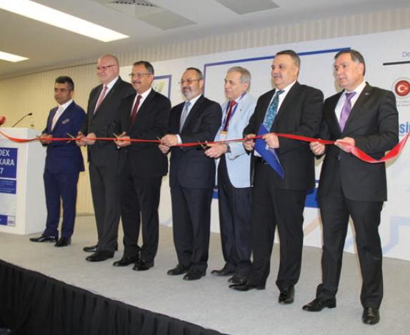 SODEX Ankara 2017, HVAC-R Sektörünü Bir Araya Getirdi