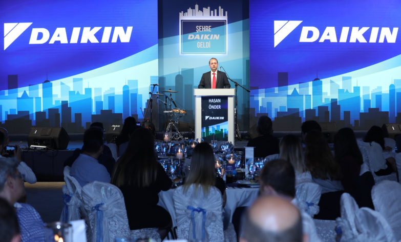 Daikin Yeni Hedeflerini İzmir'de Açıkladı