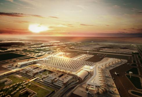 İzocam İstanbul Yeni Havalimanı