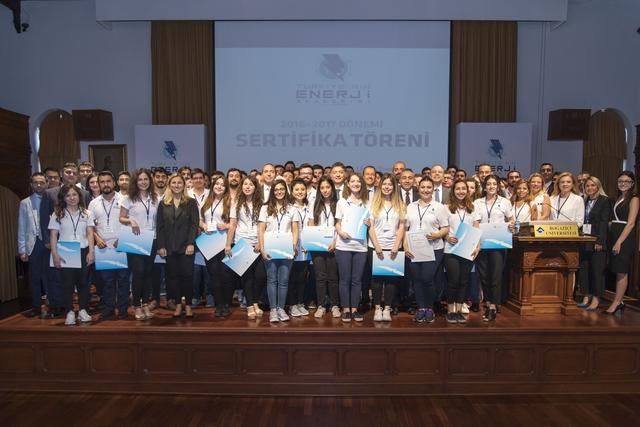 Limak ve Boğaziçi Üniversitesi, Türkiye'nin Enerjik Mühendis Adaylarını Yetiştiriyor