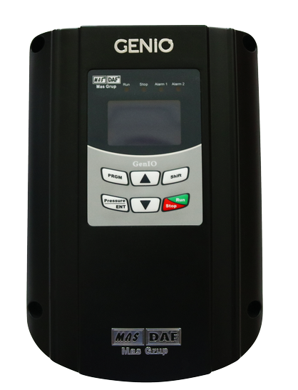 Mas Grup, Akıllı Motor Üstü Frekans İnvertör Teknolojisine GENiO Serisi ile Hızlı Giriş Yaptı
