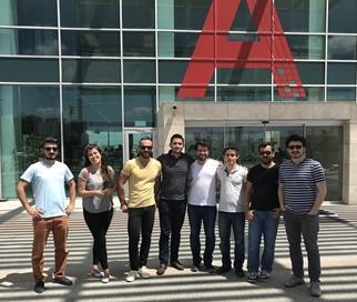 Ges Teknik Ar-Ge, Teknopark İstanbul Ofisinde