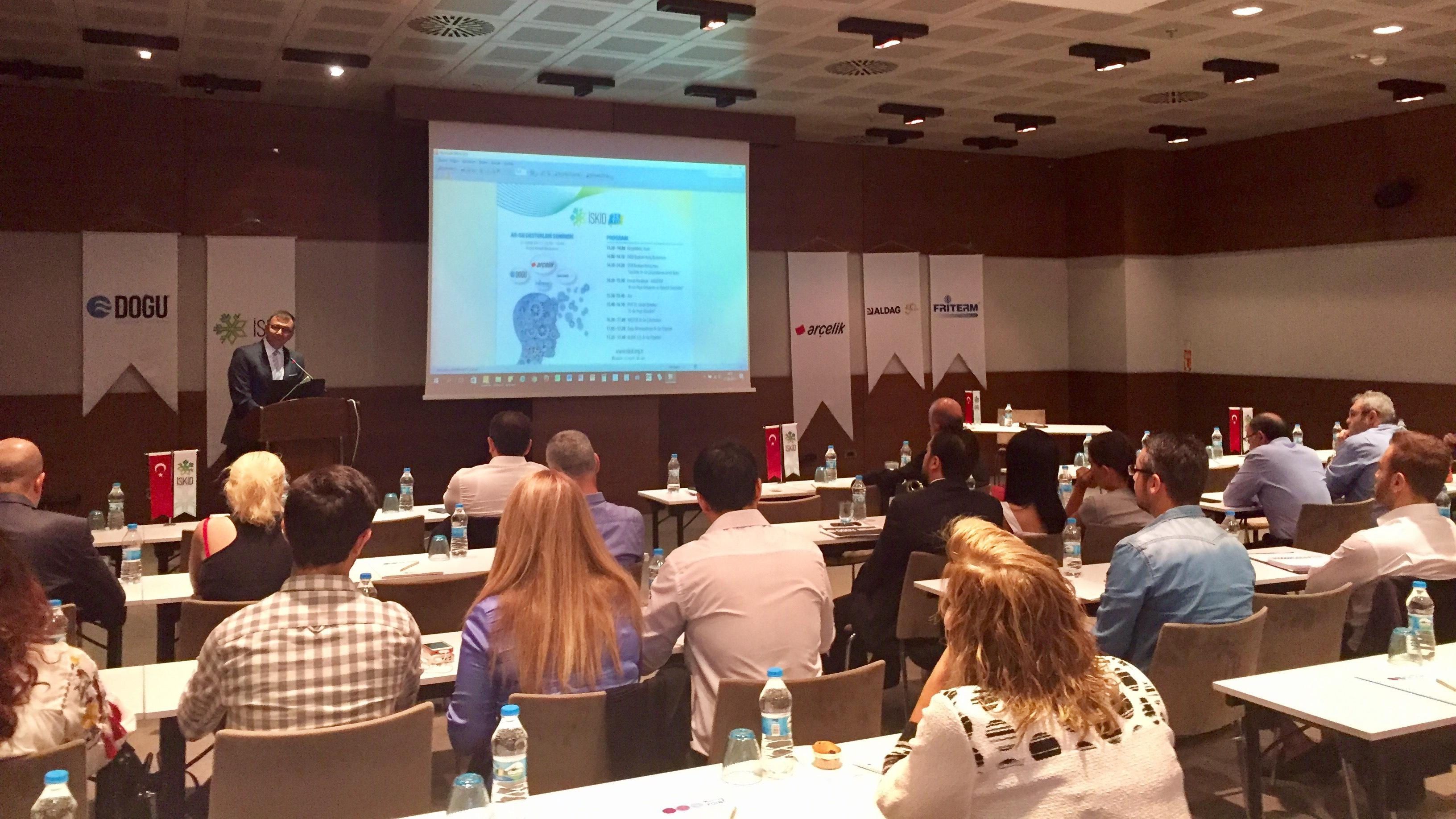 İSKİD Ar-Ge Destekleri Semineri, Türkiye İklimlendirme Sektöründe Bir Vizyon Turu Oldu