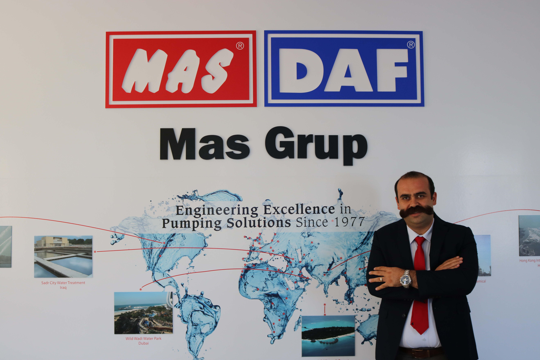 """Osman Çetinkaya: """"Mas Grup denizcilik sektöründe de çözüm ortağınız"""""""