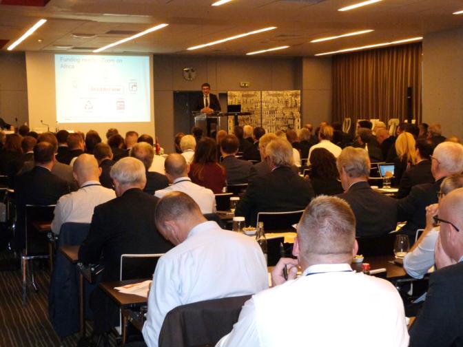 İSİB, Avrupa Uluslararası Müteahhitler Birliği (EIC) Sonbahar Konferansına Sponsor Oldu
