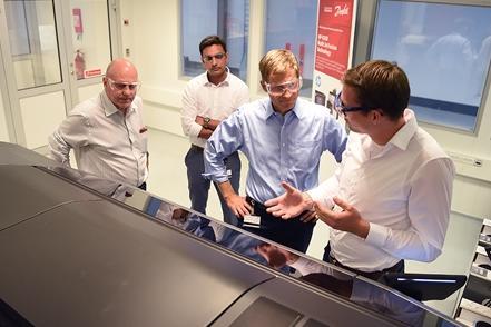 Danfoss, Danimarka'da 3D Baskı Merkezi Açtı