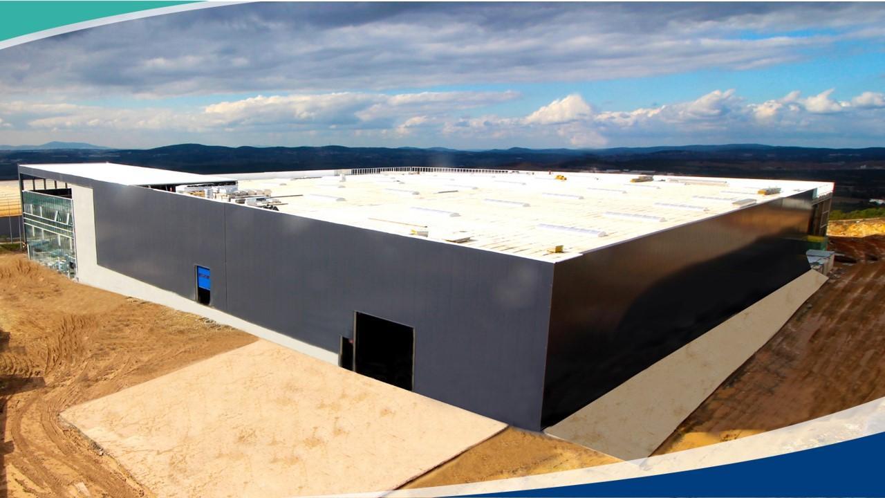 Systemair HSK'nın Yeni Üretim Tesisi, Türkiye İklimlendirme Sektörü ile Buluşuyor
