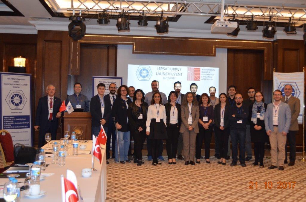 TTMD ve IBPSA Türkiye Başlangıç Toplantısı Yapıldı