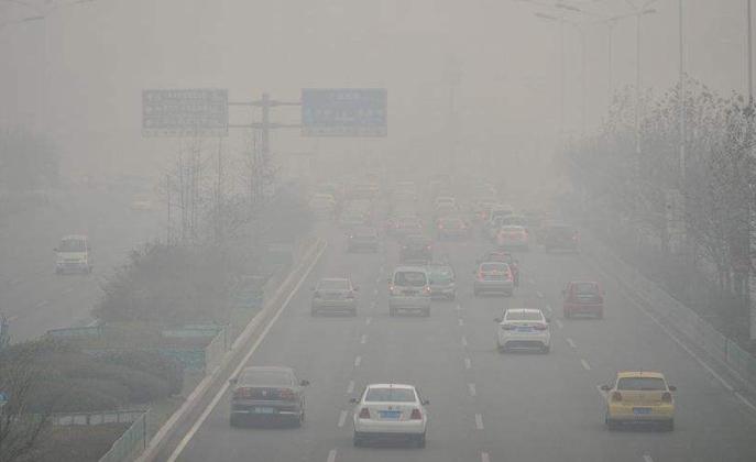 Çin'de Hava Kirliliğine Sebep Olan 9 bin 81 Şirket Kapatıldı