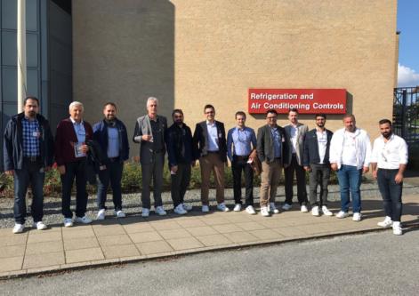 Danfoss Türkiye, OEM müşterileri için Danimarka ve Fransa Turu Düzenledi