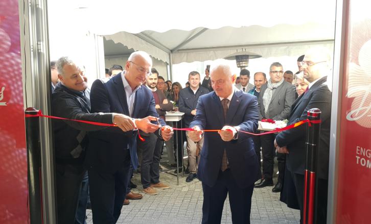Tesa Mekanik Enerji'nin Yeni Ofisi Açıldı