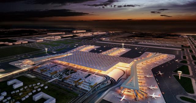 Asal İklimlendirme-İstanbul 3. Havalimanı