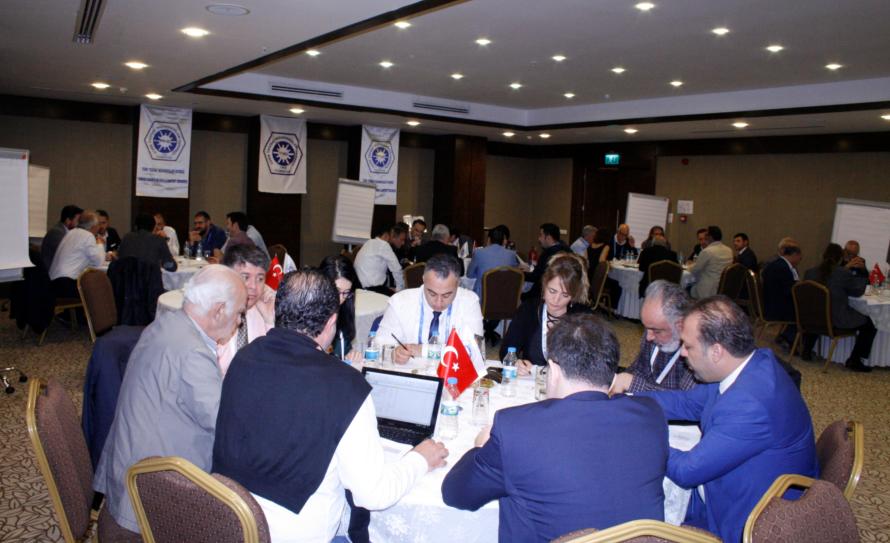 """TTMD 2017 Çalıştayı, """"Geçmişten Geleceğe ikinci 25. Yılında TTMD"""" Temasıyla Düzenlendi"""