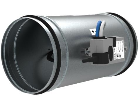 Systemair Yeni OPTIMA-LV-R ile Daha Düşük Hızlarda Debi Kontrolü