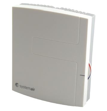 Systemair EC Basic Kontrol Sistemleri