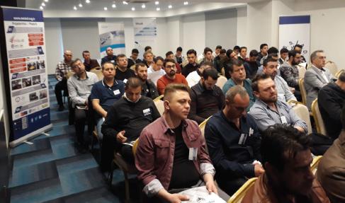 Ercan Teknik Ürün Tanıtım ve Teknik Eğitim Toplantısı Düzenlendi