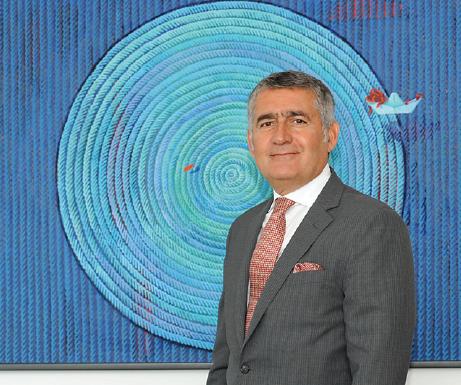 """ODE Yalıtım Yönetim Kurulu Başkanı Orhan Turan: """"ODE 2017 yılında yüzde 30 büyüdü"""""""