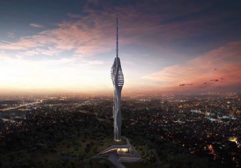 Mas Grup-Yeni Çamlıca Kulesi