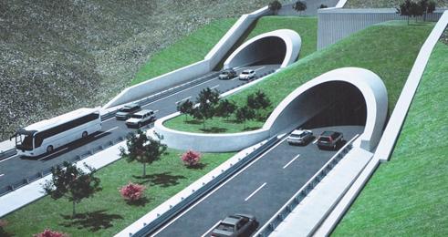 AIRONN-Sabuncubeli Tünelleri