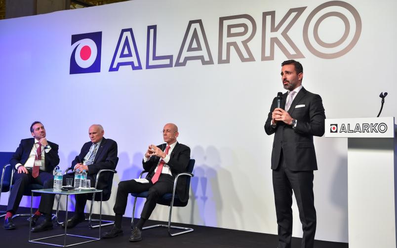 """Alarko Carrier Yönetim Kurulu Başkanı Niv Garih: """"2021 standartlarını şimdiden yakaladık"""""""