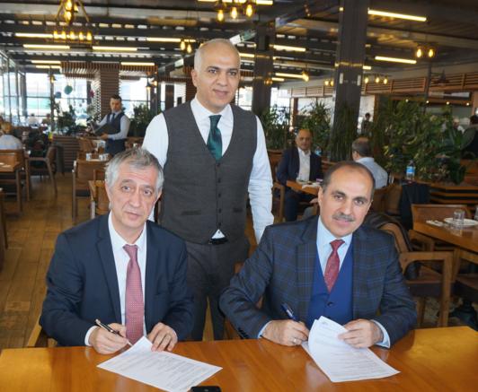 SEYAD ile İstanbul Anadolu Yakası Başmüdürlüğü Arasında Hizmet Sözleşmesi İmzalandı