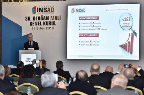 Başkanlık Süresi Üç Yıla Çıkarılan Türkiye İMSAD'da, Ferdi Erdoğan İki Yıl Daha Başkan