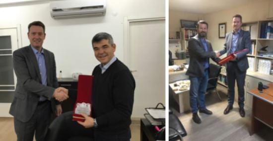 Alfa Laval Türkiye Bayilerine Ödül
