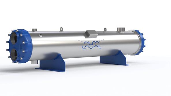 BITZER Alfa Laval'ın shell-and-tube ısı değiştirici ürün grubunu satın aldı