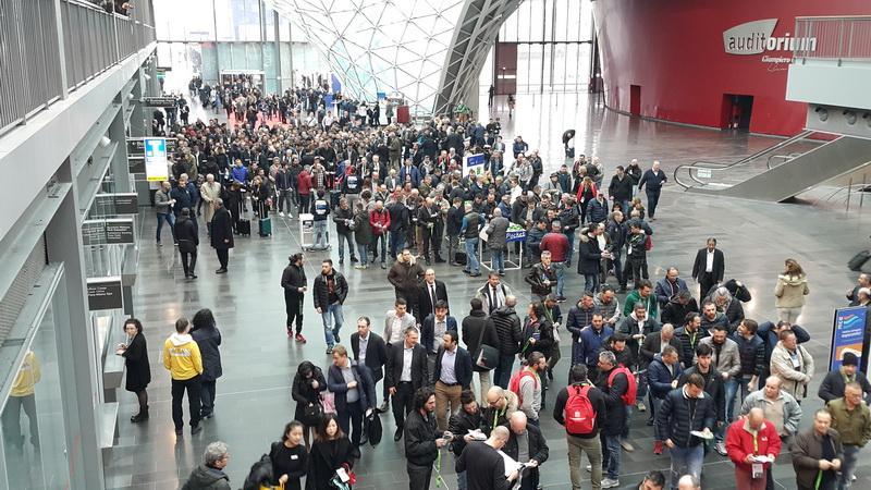 ISK Sektörünün Büyük Buluşmalarından MCE Fuarı, 162 Bin Profesyonel Ziyaretçiyi Ağırladı