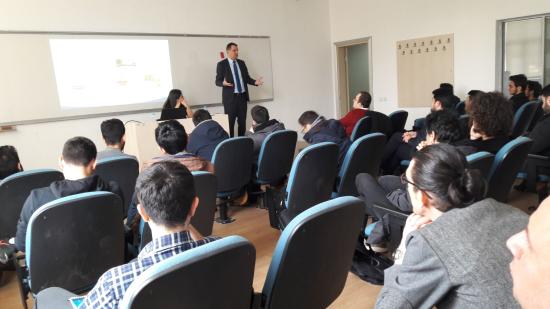 İstanbul Teknik Üniversitesi Kariyer Zirvesi'nde Systemair HSK Geleceğin Mühendisleriyle Buluştu
