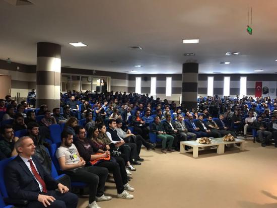 Üntes, Karabük Üniversitesi Öğrencileri ile Buluştu