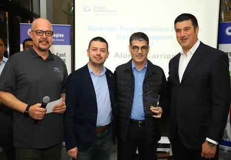 Carrier Global'den Alarko Carrier'a Özel Ödül