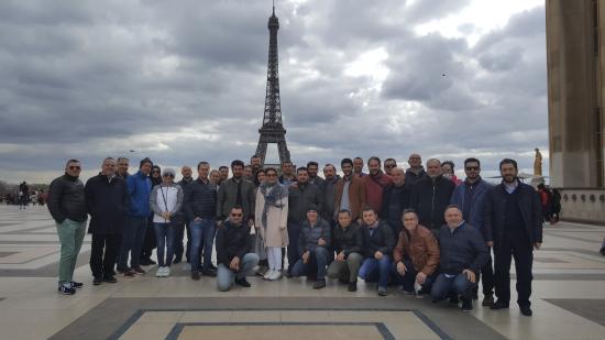 Çukurova Isı, 2018 Yılı Bayi Toplantısını ve Paris Gezisini Gerçekleştirdi