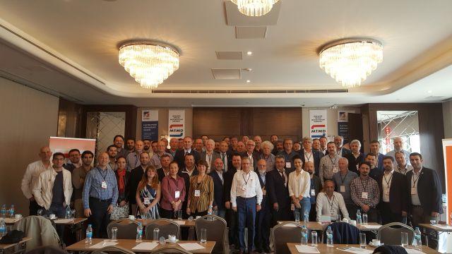 MTMD 11. Çalıştayında, ETMD ile birlikte, Mekanik ve Elektrik Mühendislik Disiplinlerini Buluşturdu