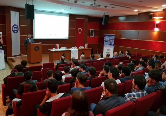 BOREAS, Marmara Üniversitesi Öğrencilerine İklimlendirme Sektörünü Anlattı