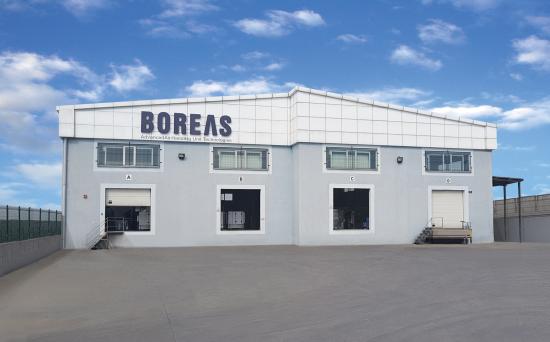 BOREAS A.Ş, Yeni Fabrikasıyla Üretim Kapasitesini Artırdı