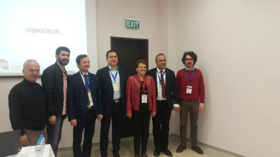 DKM, 4. Uluslararası Anadolu Enerji Sempozyumu'ndaydı