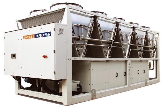 Üntes'ten Yeni Soğutma Teknolojisi: FullPOWER Serisi ile Yüksek Enerji Verimliliği