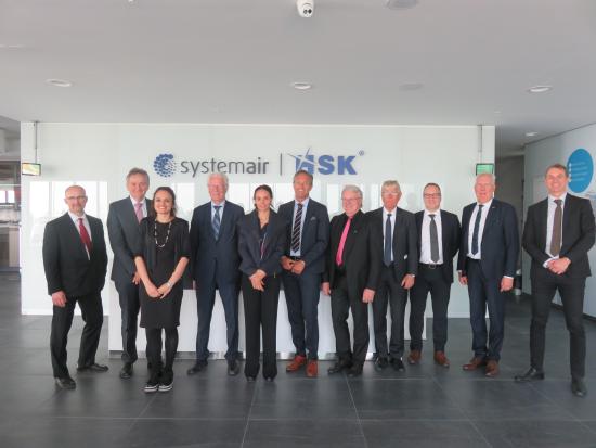 Systemair AB Yıllık Yönetim Kurulu Toplantısı Dilovası Fabrikası'nda Yapıldı