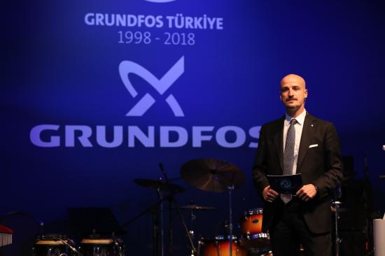 Grundfos Türkiye 20. Yılını Kutladı