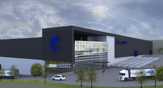 Systemair HSK'nın LEED Gold Sertifikasına Sahip Klima Santrali Fabrikası Eylül'de Açılıyor