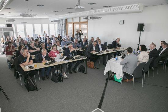 Chillventa 2018 Fuarı Uluslararası Basın Toplantısı Düzenlendi