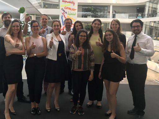Siemens Türkiye ile Koç Üniversitesi İşbirliği, Öğrencilere Münih Yolunu Açtı