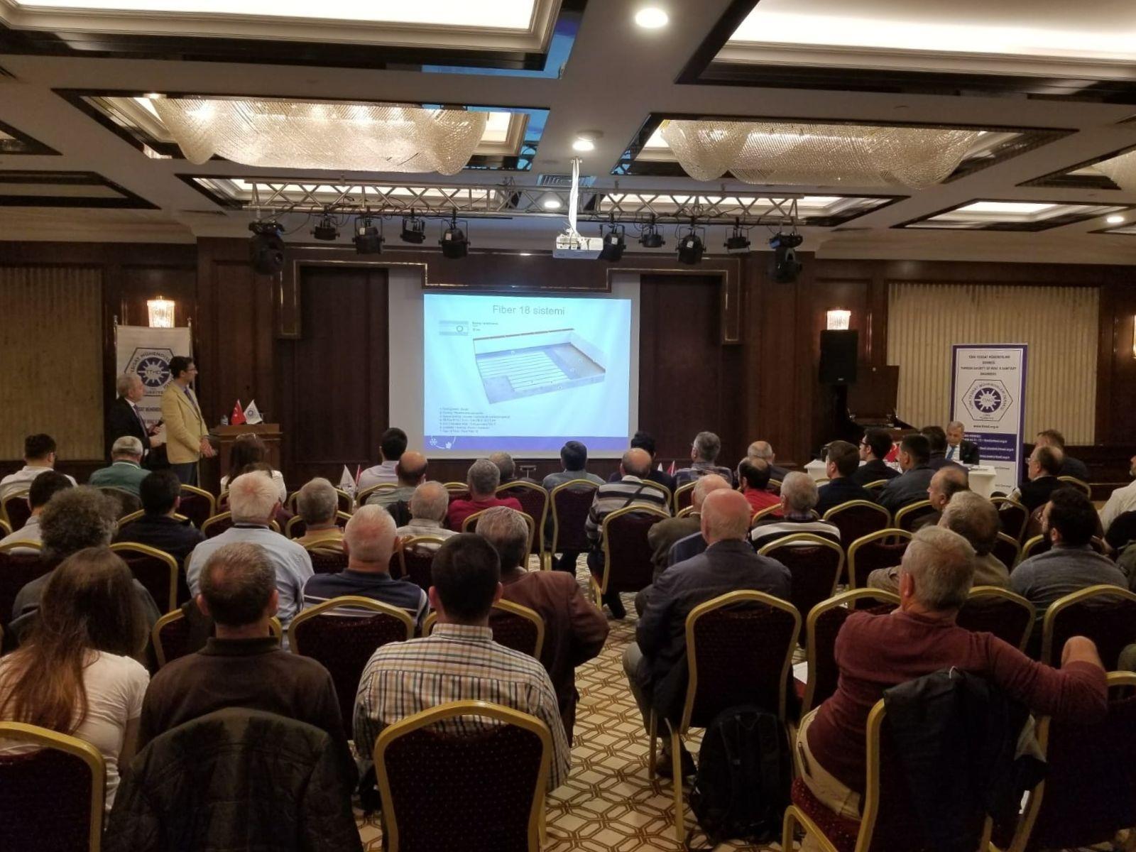 Caleffi'den Radyant Isıtma & Soğutma Sistemi Eğitimi