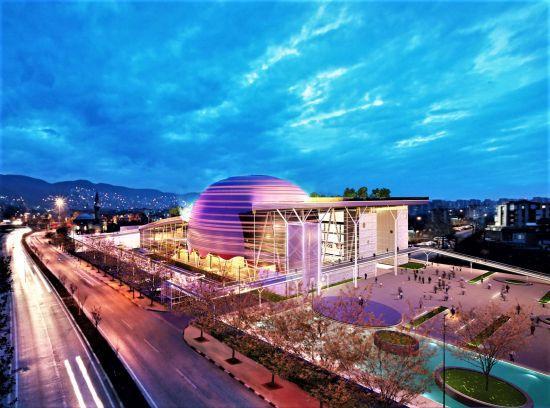 Boreas-Panorama 1326 Bursa Fetih Müzesi
